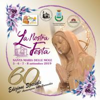 Programma generale Festa patronale 2019. Copertina