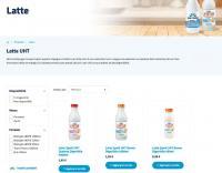 Parmalat: una nuova piattaforma e-commerce B2C per la spesa online  Copertina