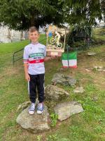Matteo Grande è Campione Italiano di Bike Trial Copertina