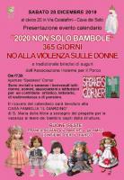"""""""Non solo Bambole"""" per il calendario 2020: il ricavato alla Casa famiglia """"Il Giardino"""" Copertina"""