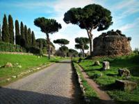 Trekking dell'Immacolata da Roma a Bovillae lungo la Via Appia Antica Copertina