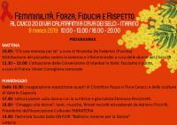Eventi e flash mob al Civico 20 di via Calatafimi: un 8 marzo all'insegna della femminilità e del rispetto Copertina