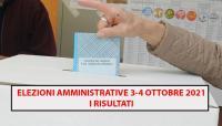 Elezioni Amministrative - Risultati - Dettaglio seggi Copertina