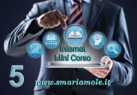 INTERNET Mini Corso - Lezione 5 Copertina