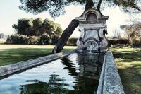 Villa di Fiorano: il fontanile dell'Annunziata Copertina