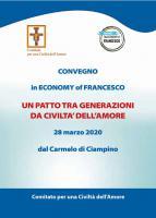 IL PATTO TRA GENERAZIONI - Diretta Streaming Copertina