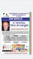 ASD Boville - 6° Memorial Dino Arcangeli Copertina