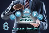 INTERNET Mini Corso - Lezione 6 Copertina