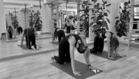 Posture Routine: 15 minuti di esercizi per connettere il corpo con la mente Copertina